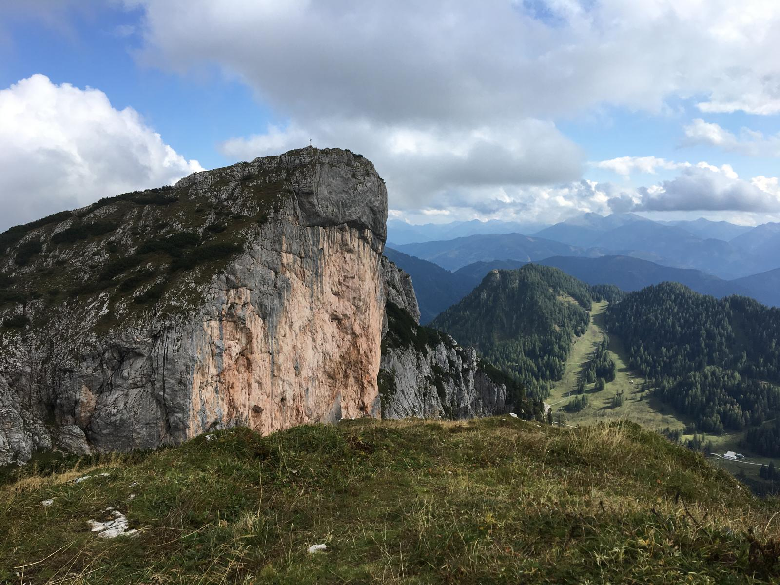 Rote Wand Wikiloc Photo Of Wildathike Alps Austria Wurzeralm Rote