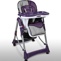 Highchair High Chair Recline Baby Toddler Feeding Seat Low ...