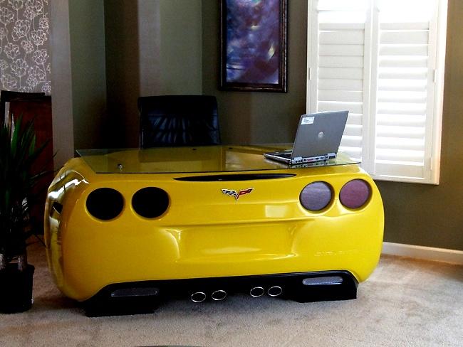 Custom Car Furniture By Brian Bauer