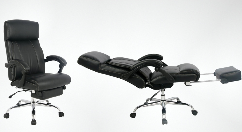 The Perfect Reclining Office Chair For That Much Needed