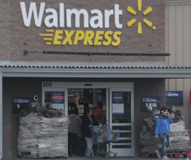 Wal-Mart closing local Express Robesonian
