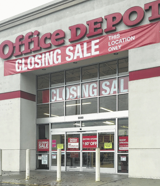 Office Depot to shutter Lumberton store Robesonian