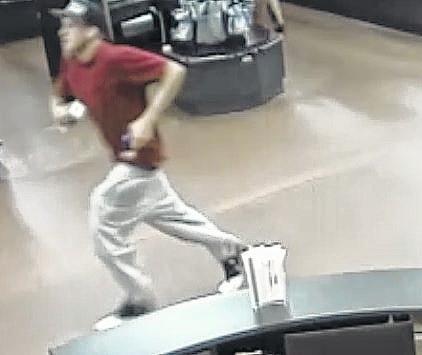 Pembroke police seek Walmart thief Robesonian