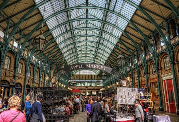 The Top Things To Do In Covent Garden London Heather On