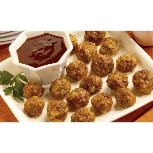 Medium Crop Of Bbq Meatballs Recipe