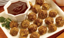 Small Of Bbq Meatballs Recipe