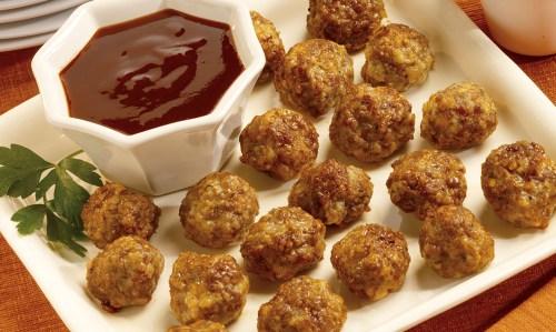 Medium Of Bbq Meatballs Recipe