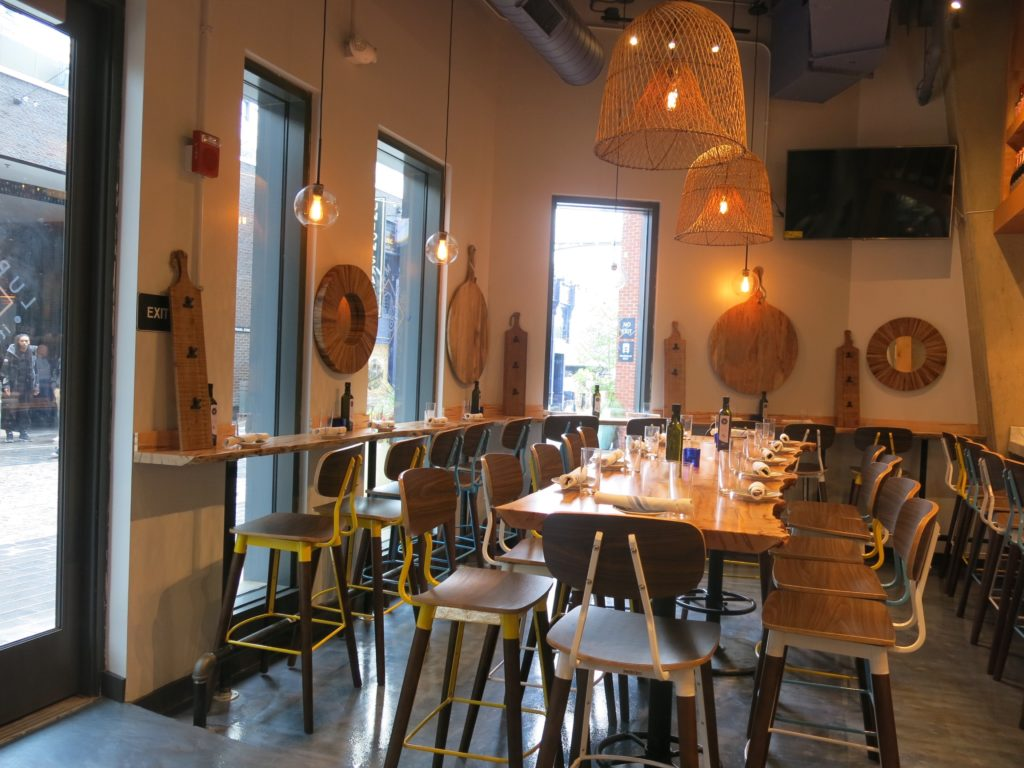 Valentino Cucina Italiana Menu Prices Popville Lupo Marino Opens In The Wharf Today Peek Inside And