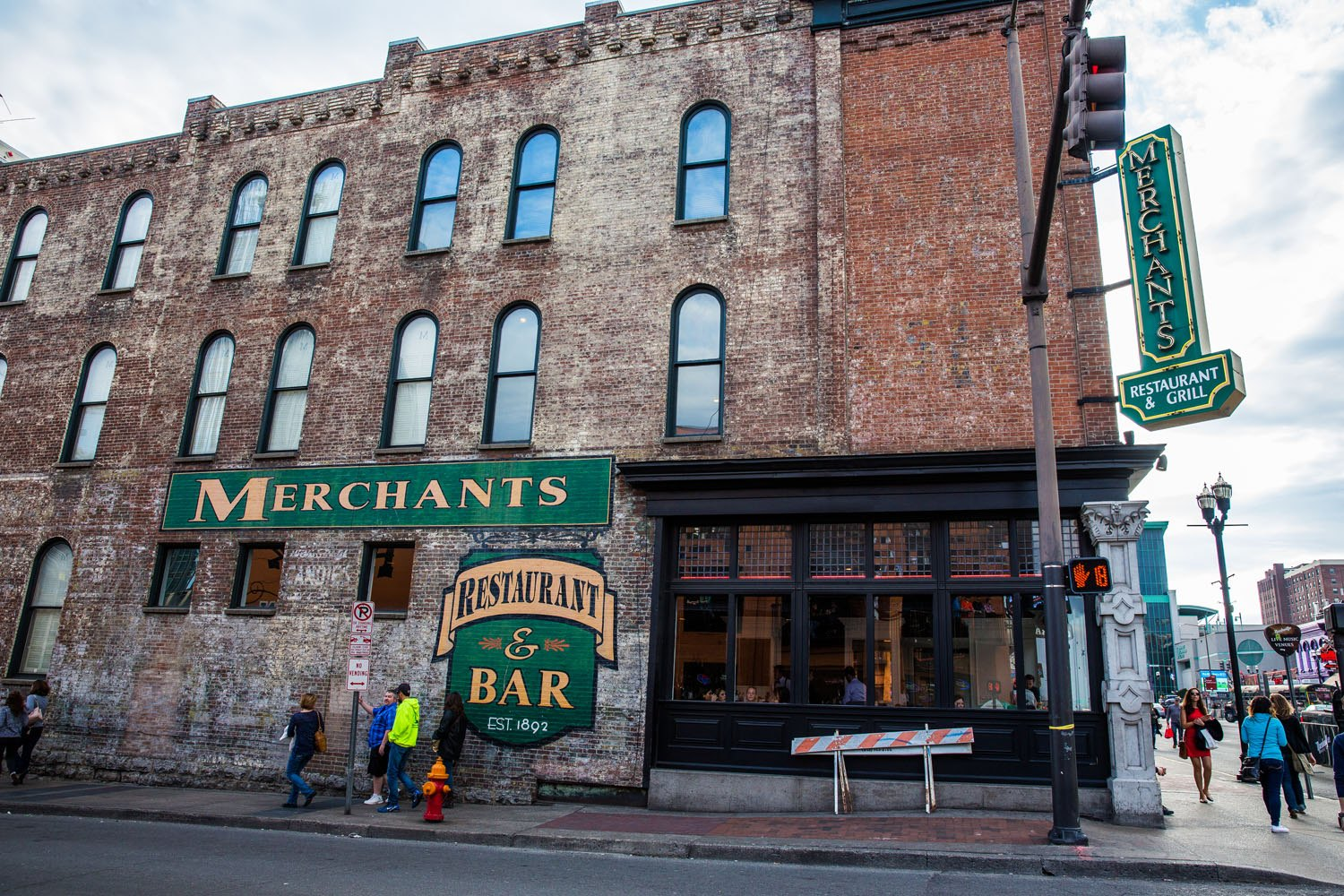 Merchants Nashville Where To Eat In Nashville Tennessee Earth Trekkers