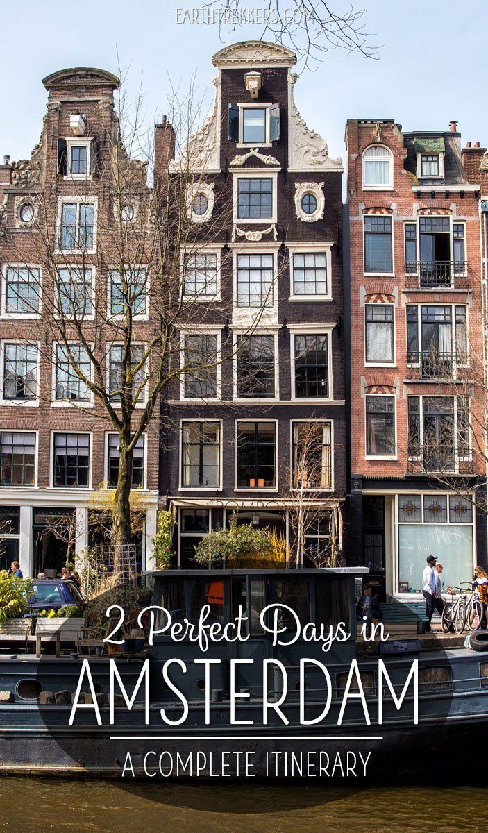 H En M Home Amsterdam Two Days In Amsterdam The Perfect Amsterdam Itinerary Earth