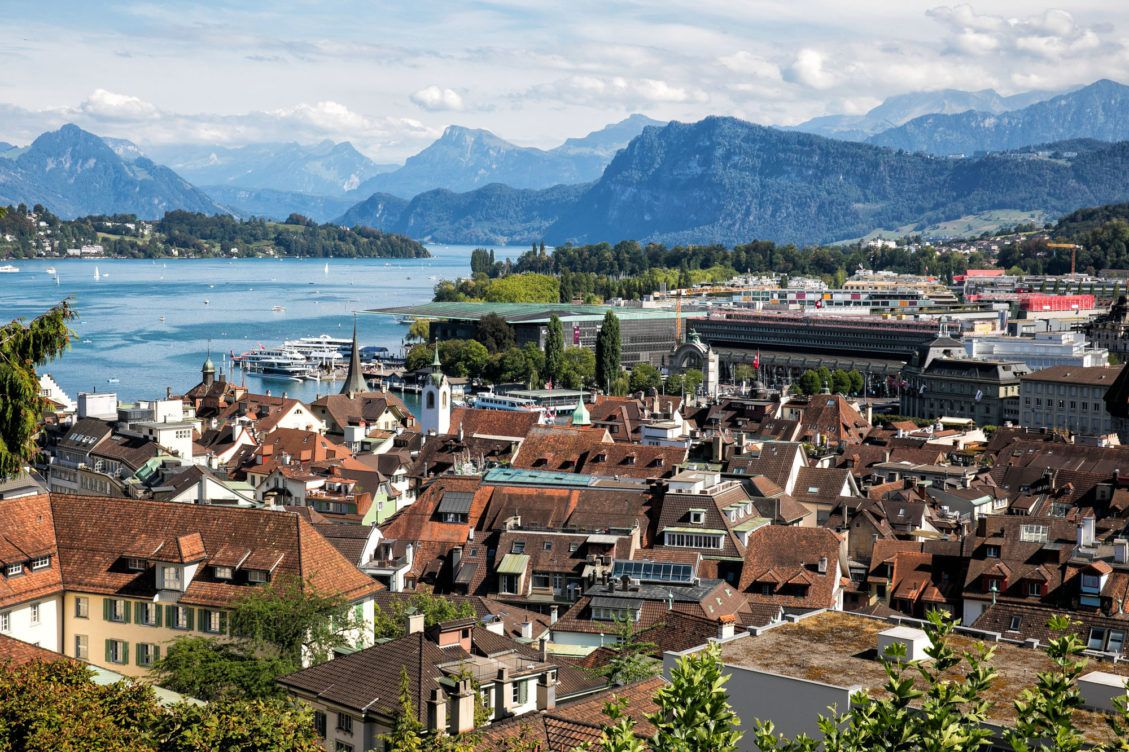 La Cucina Menu Luzern How To Visit Lucerne And Mt Pilatus In One Perfect Day Earth