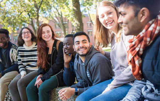 Student Life - Clark University - student