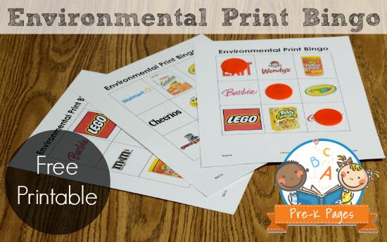 What is Environmental Print?