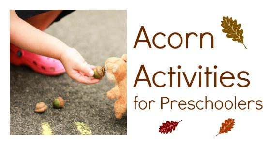 Fall Science Activities for Preschool