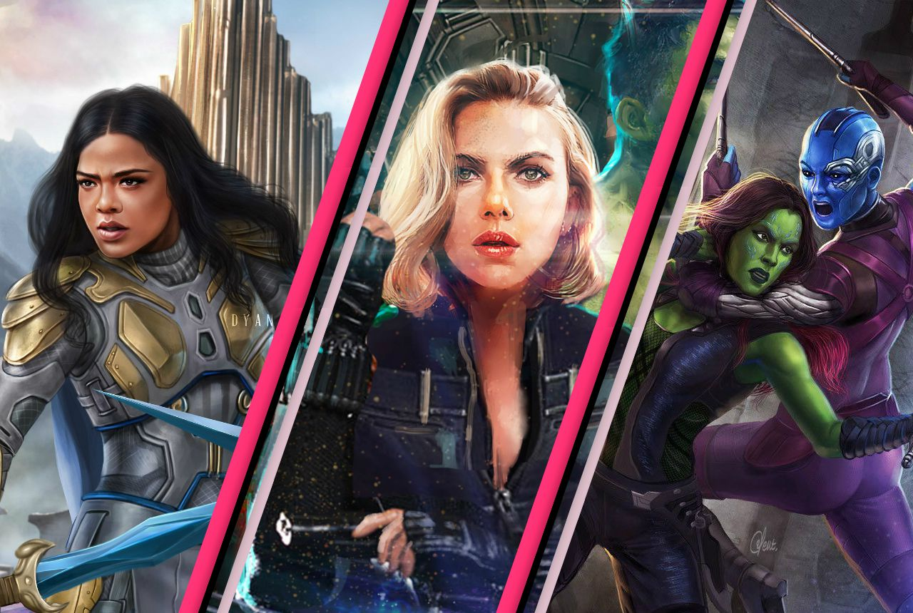 Movel Moveis Which Marvel Movies Are The Most Feminist Obsev