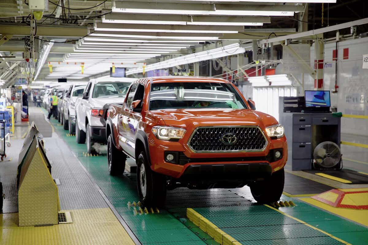 Vehicle Manufacturers In Japan Toyota Key Supplier To Invest Nearly 800 Million In San