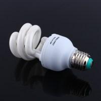 5.0 UVB 13W Reptile Spiral Light Bulb UV Lamp Vivarium ...