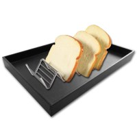 Wave Shape Stainless Steel Taco Holders Mexican Food Rack ...