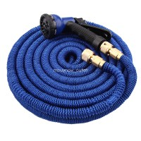 25/50/75 Feet Heavy Duty Expanding Flexible Garden Water ...