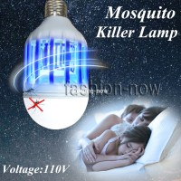 ELECTRIC FLIES BUG INSECT KILLER ZAPPER LIGHT BULB LAMP