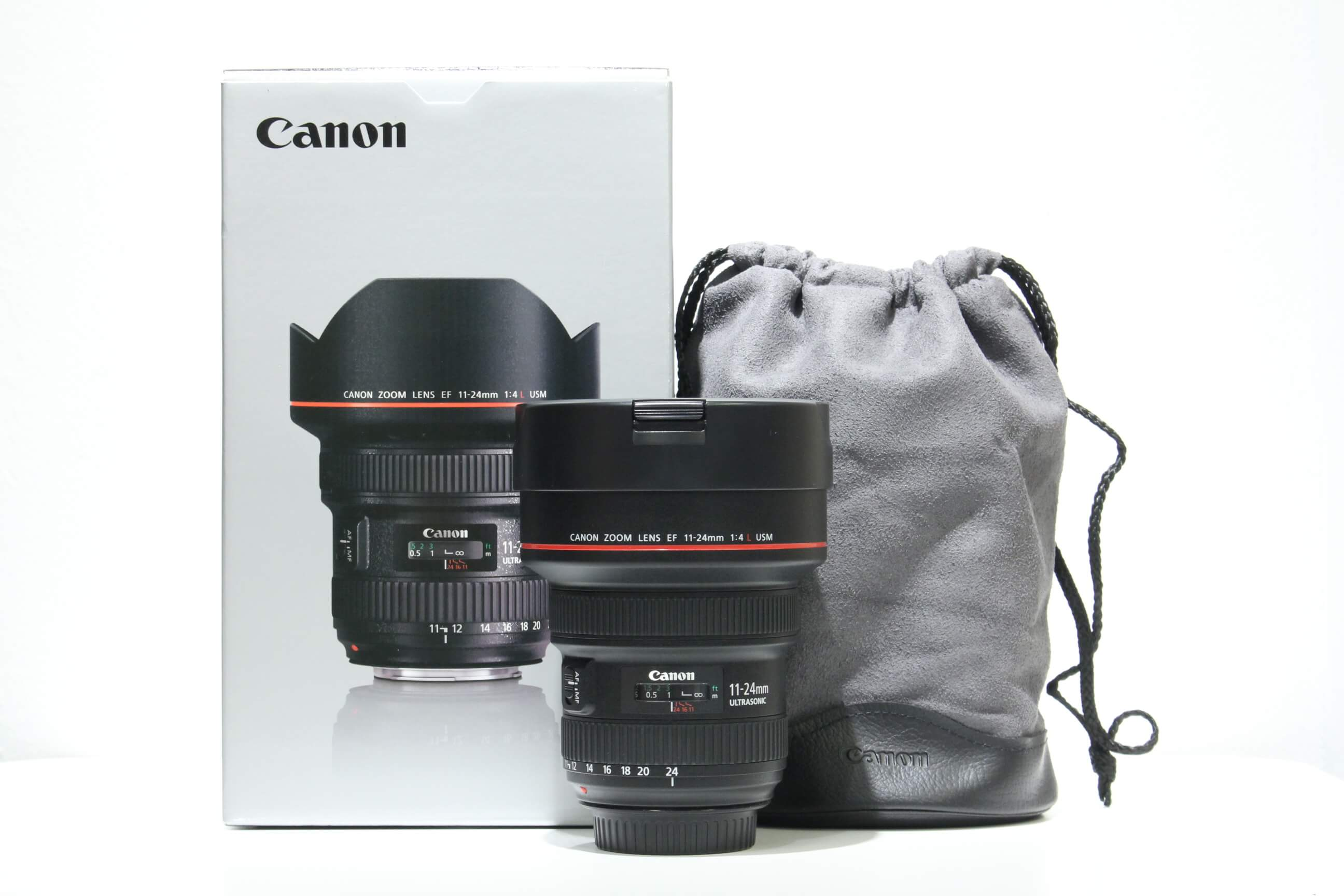 Fullsize Of Used Canon Lenses