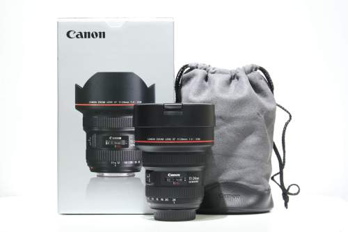 Medium Of Used Canon Lenses