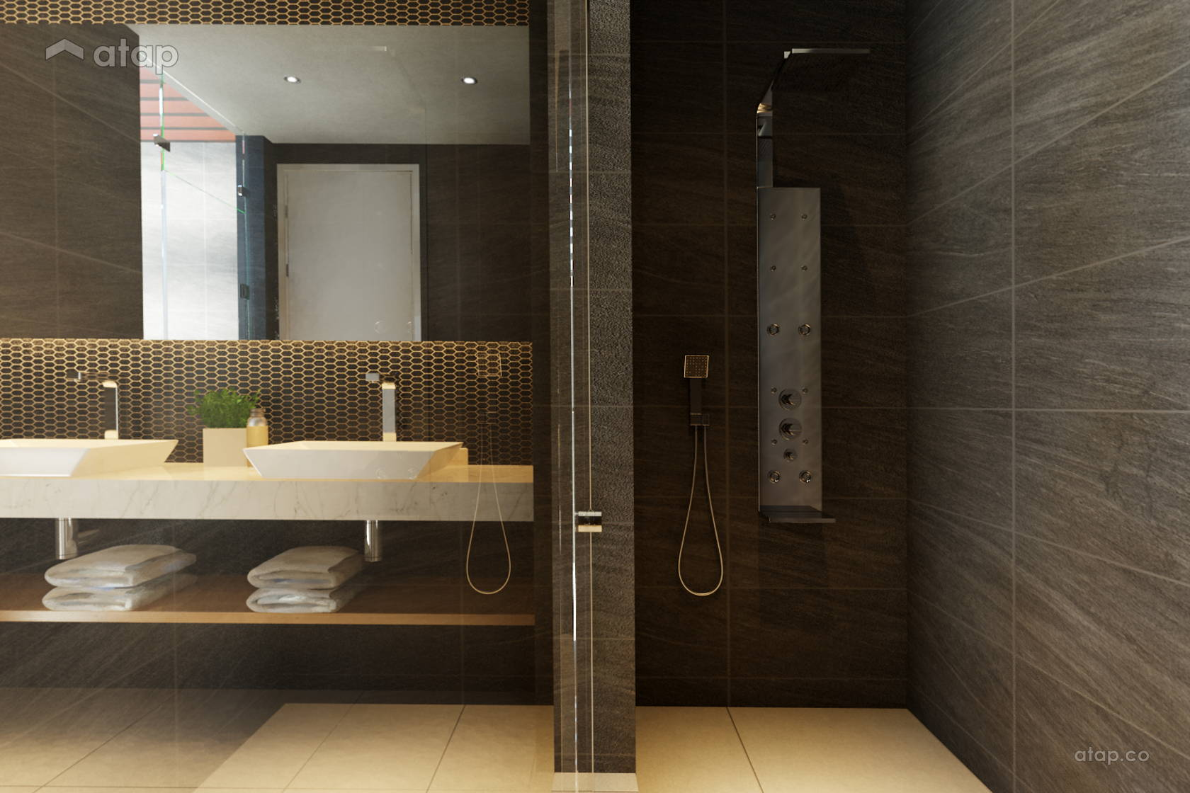 20 Malaysian Bathroom Design Ideas For Your Renovation Atap Co
