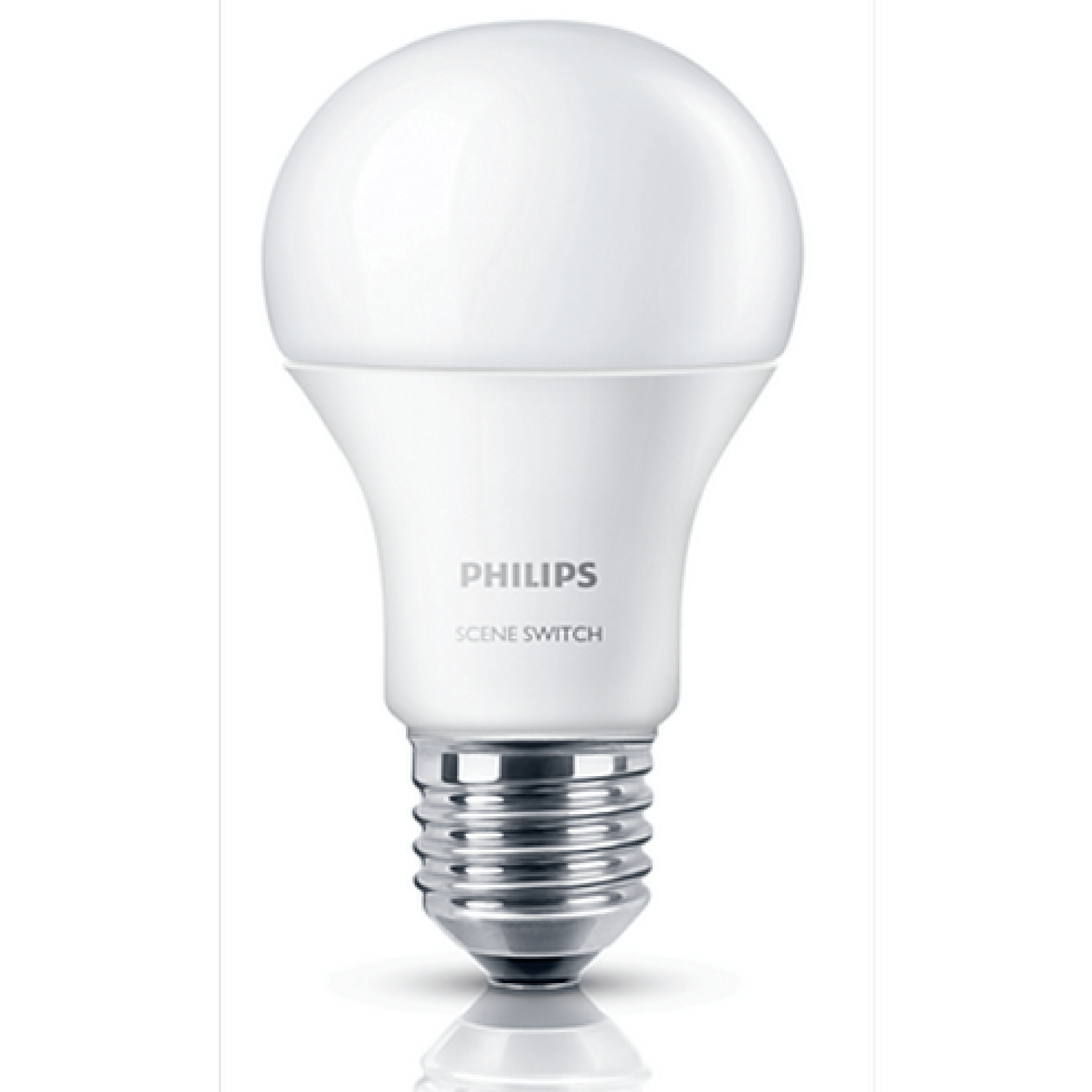 Philips Colour Lamp Philips Led Scene Switch Bulb 9 5w Duo Colour E27 6 Pack