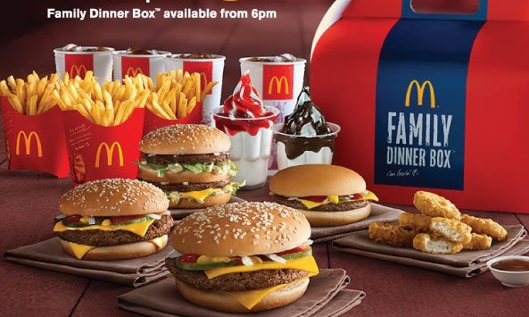 Mcdonalds Gets Families Together Marketing Interactive