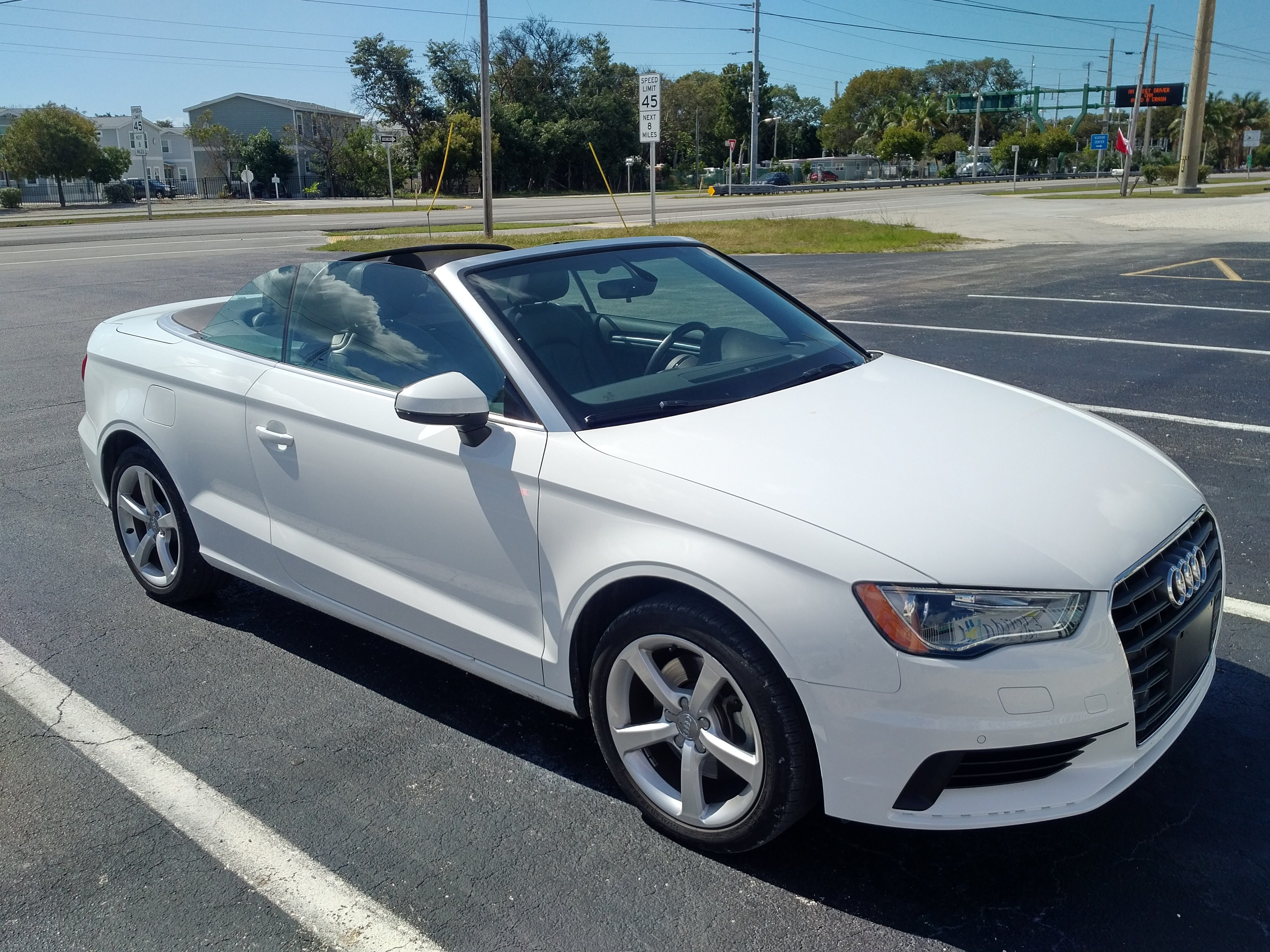 Convertible Center Avis Miami No Vice My Sixt Rental Car Experience The Milelion