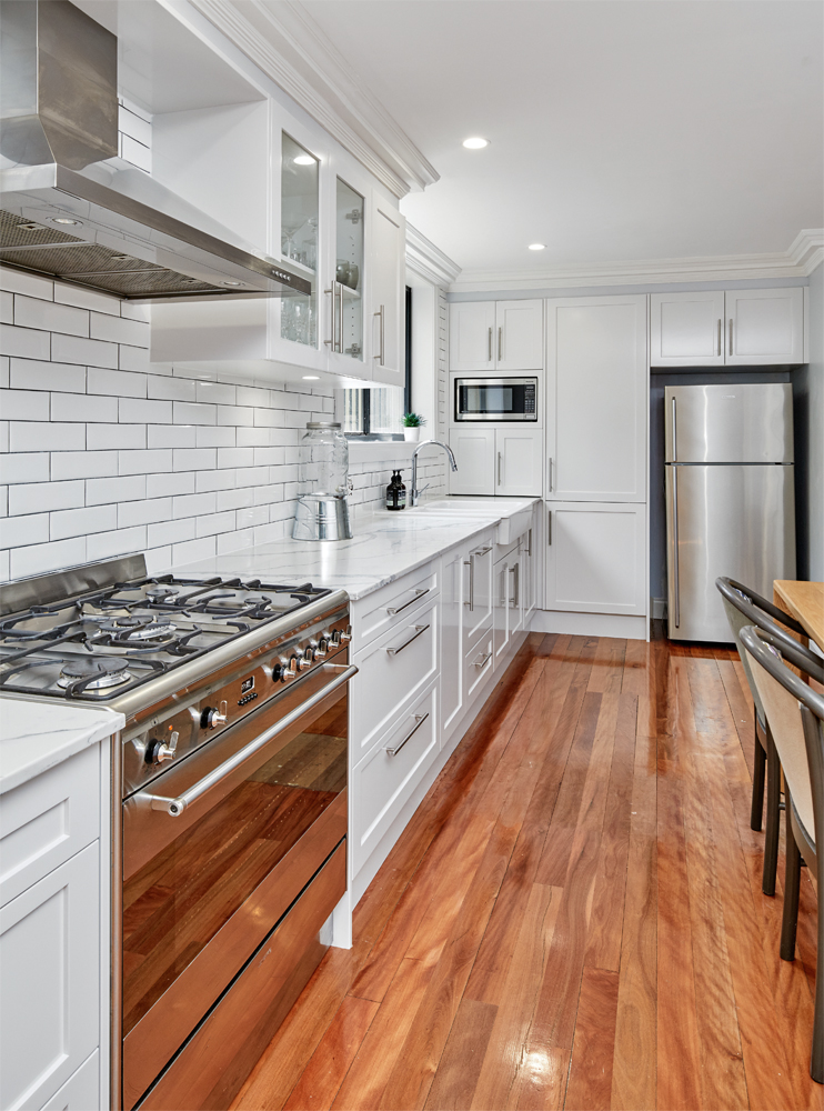 Out with the old a timeless kitchen design - Completehome - timeless kitchen design