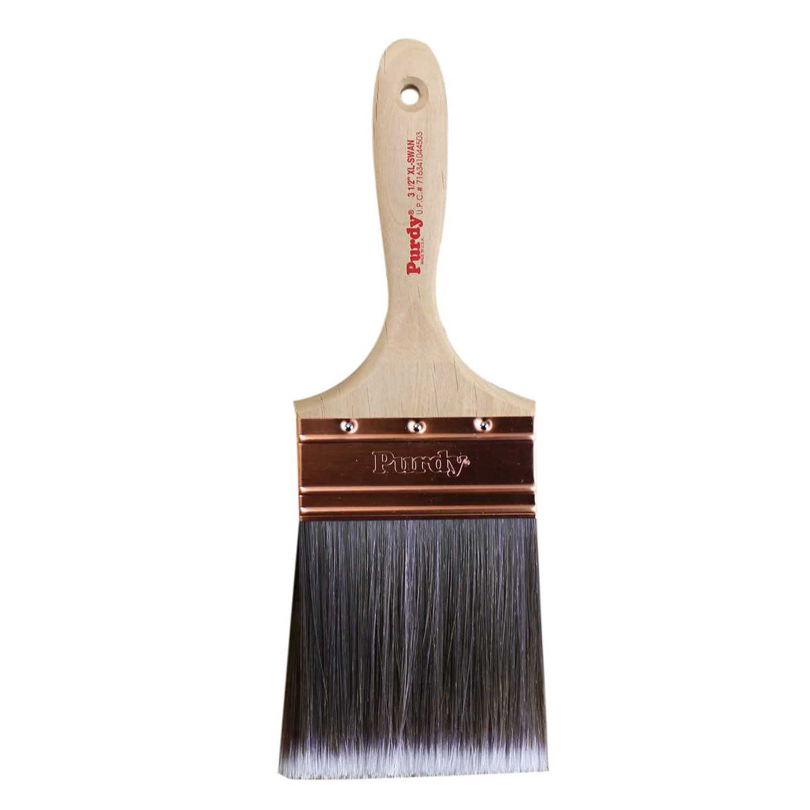 Purdy Paint Brush 88mm 3 5 Inch Xl Swan Hand Made X 1 Genuine Made In Usa 716341044503 Ebay - Purdy Paint Brush