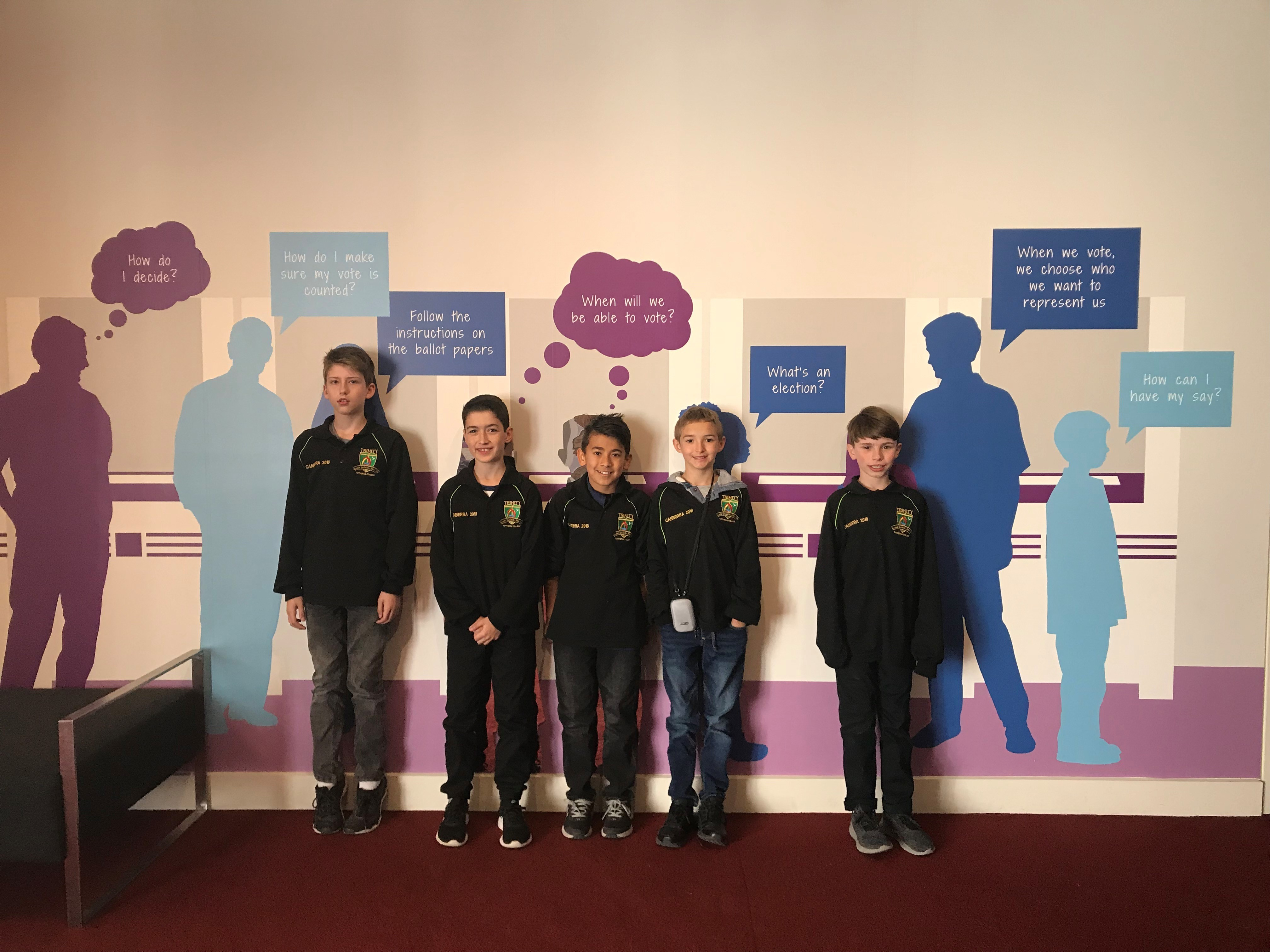 School Holidays Canberra The 2018 Year 6 Trip To Canberra