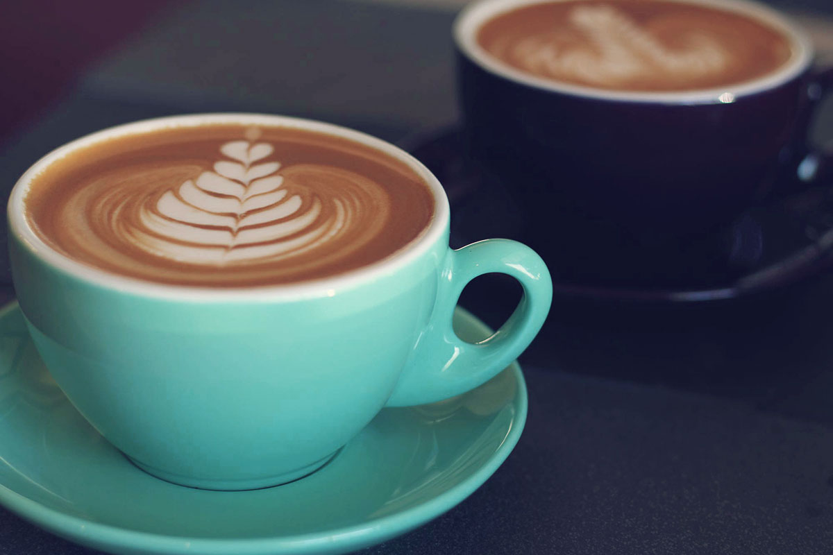 Cappuccino Cups Australia Flat White Coffee Find Out The Truth Five Senses Coffee