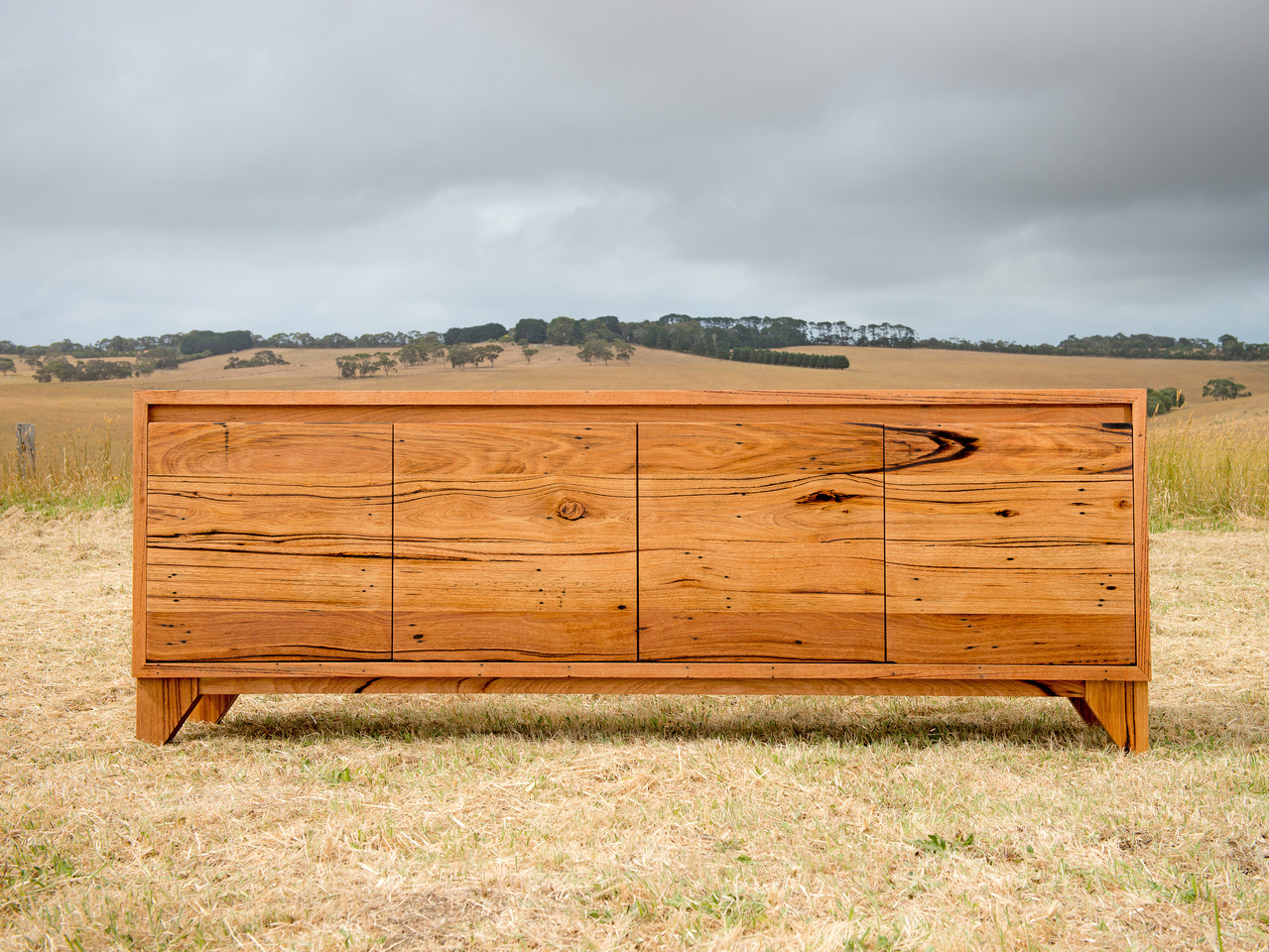 Recycled Timber Vanity Melbourne Wye River Recycled Timber Buffet By Bombora Custom