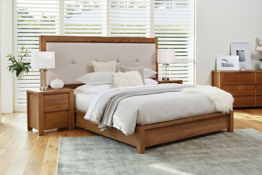 Stanley Bed Centre Bedroom Furniture Beds Bed Mirror Lighting Harvey Norman