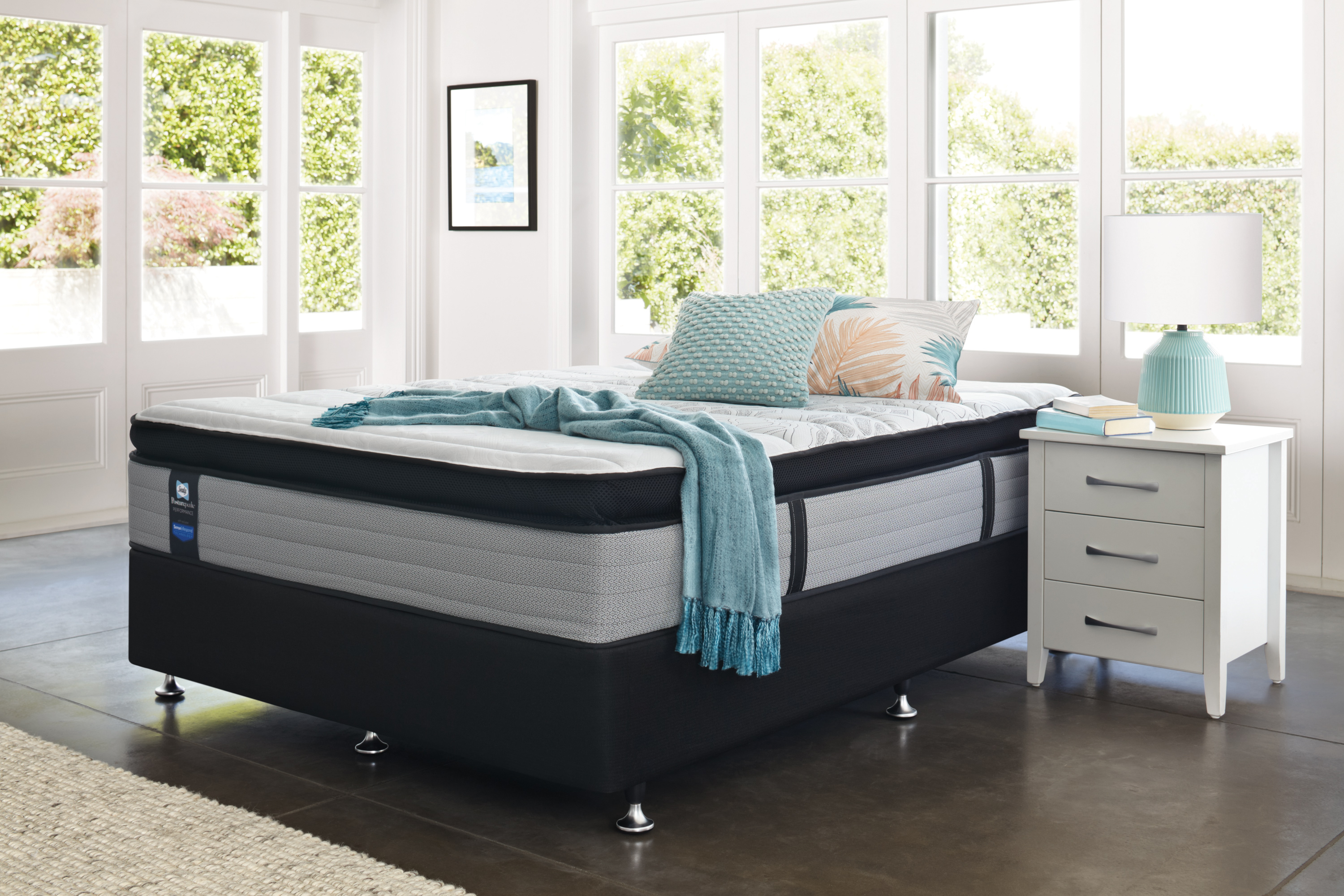 Beds And Beds Bedroom Furniture Beds Bed Mirror Lighting Harvey Norman