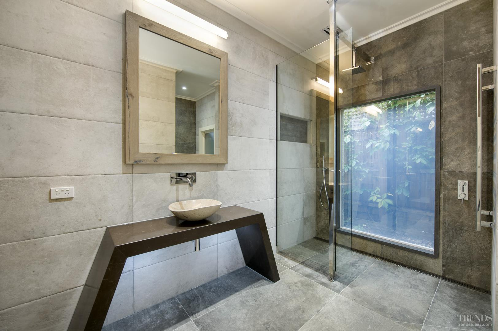 Floor Mirrors Melbourne Modern Bathroom With Switch Glass Minimalist Vanity And