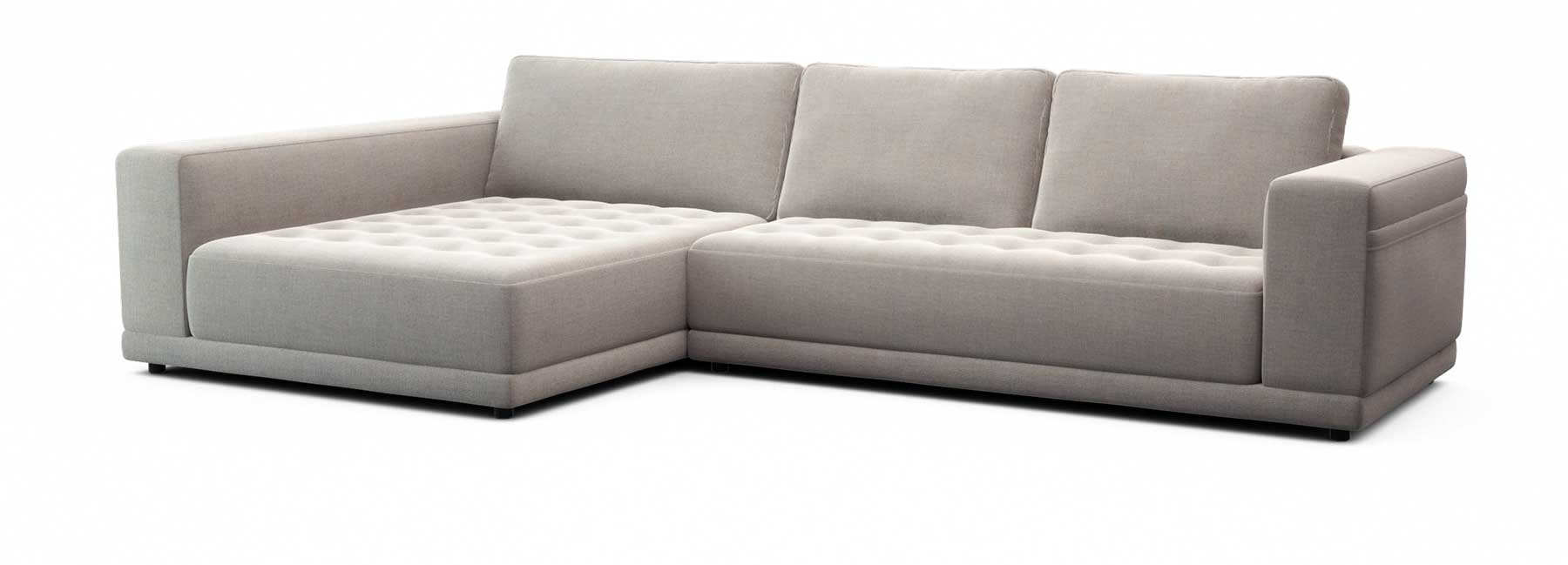 Couches For Sale Brisbane Felix Modular Sofa Deep Seat Comfort Tufted Seat Lounge