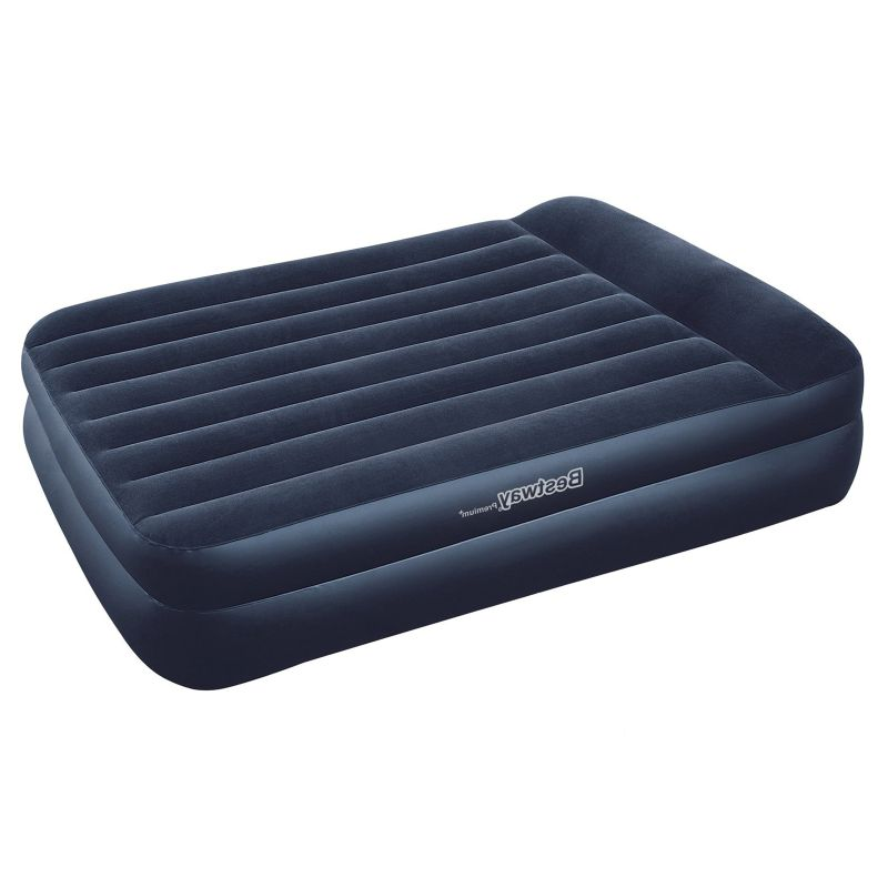 Bestway Queen Inflatable Air Bed With Electric Pump Buy