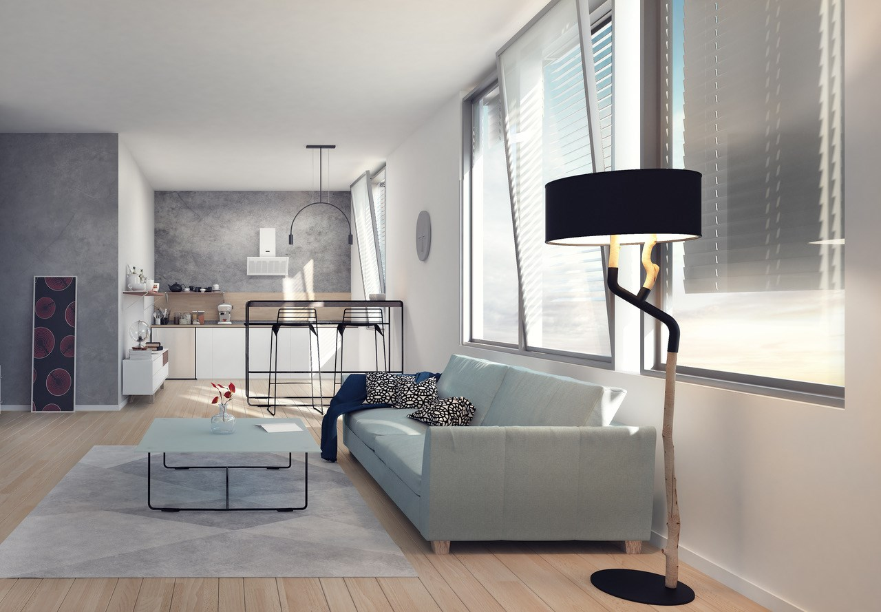 Small Apartment Interior How To Style A Small Apartment Like An Interior Designer