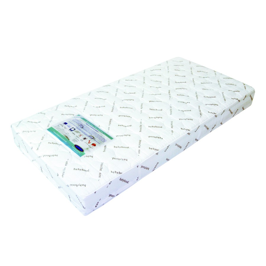 Mattress Cot Babyhood Breathe Eze Cot Mattress