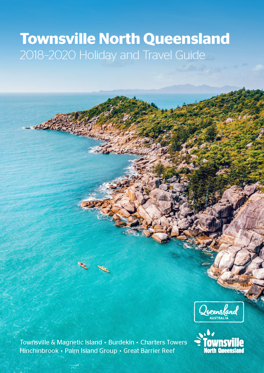 North Queensland Holiday Packages Brochures Discover Townsville North Queenland