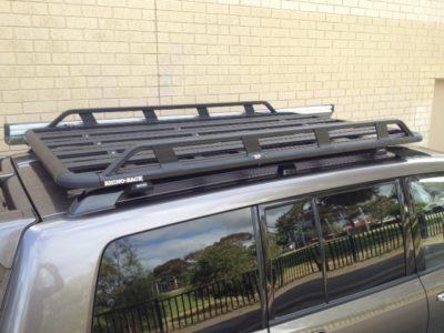 Roof Bars Pajero Mitsubishi Pajero Np On The Powerline