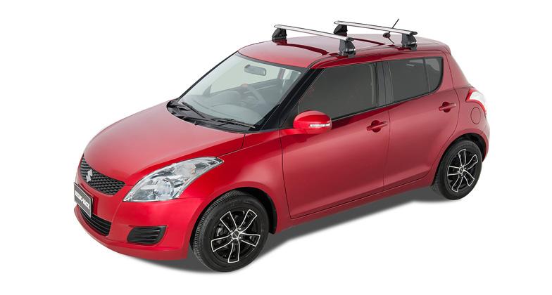 Suzuki Swift 5dr Hatch Az 02 11on Rhino Vortex Roof Racks