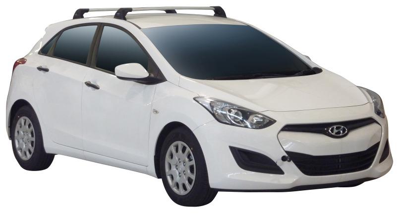 Hyundai I30 5dr Hatch 01 12 03 15 Whispbar Roof Racks Pr