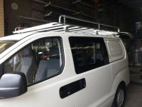Hyundai I-Load Tradesman Roof Rack 2.4mx1.5m - Roof Rack World
