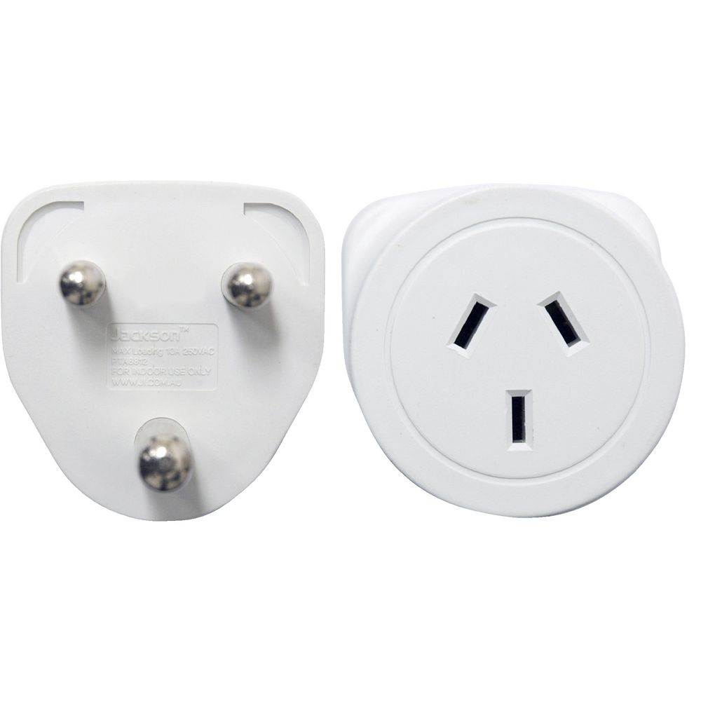 Coles Travel Adaptor Jackson Outbound South Africa India Travel Adaptor
