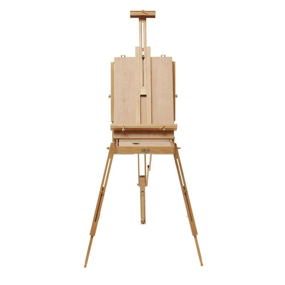 Artist Easel Australia J Burrows French Box Easel Officeworks