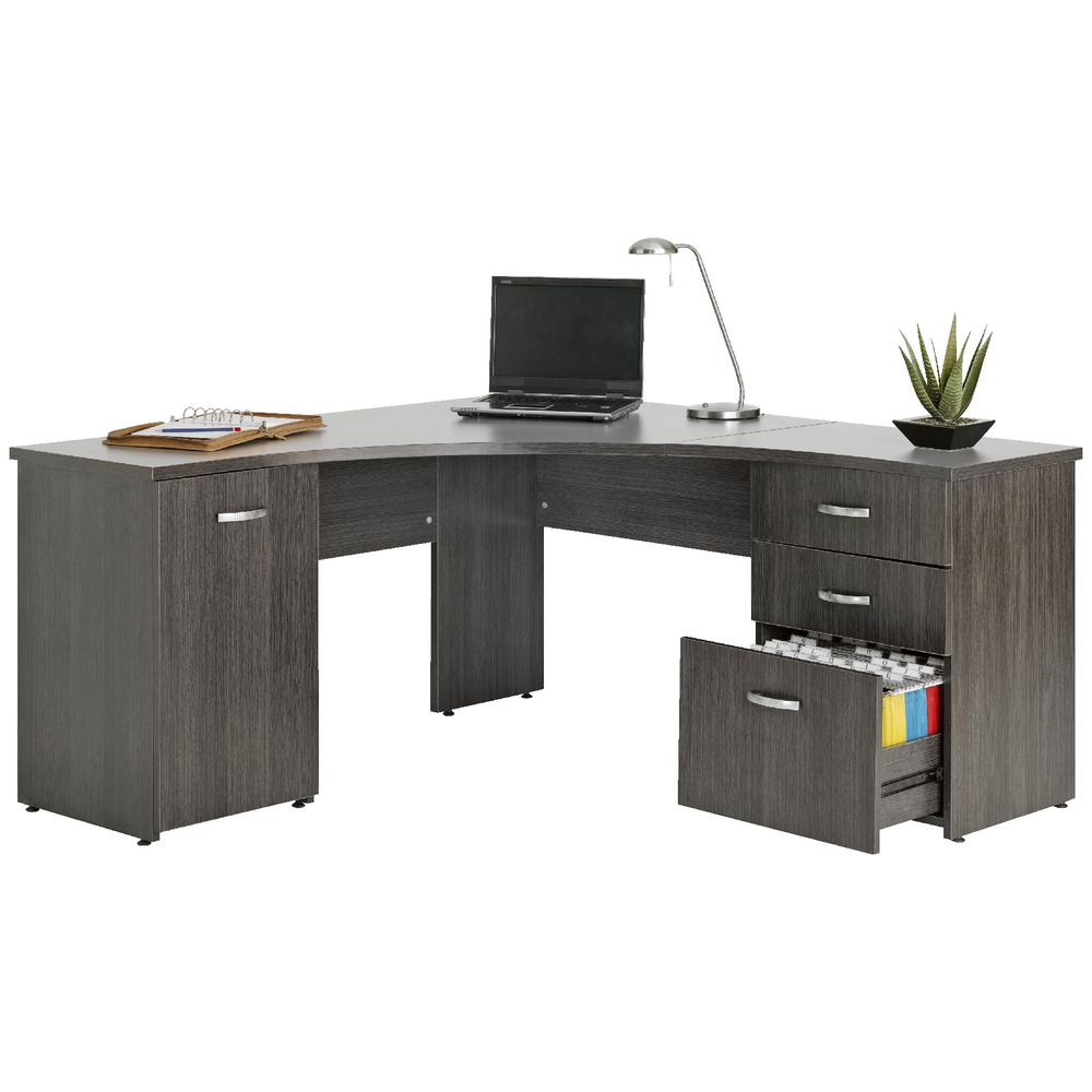 Officeworks Desks For Sale Merge Corner Workstation